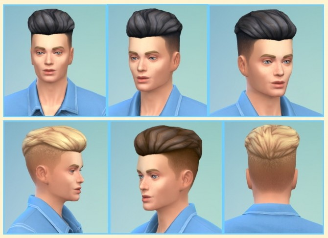 Stylish Shaved hair at Birksches Sims Blog image 11421 670x487 Sims 4 Updates
