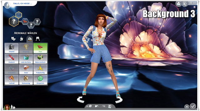 Sims 4 3D Pictures CAS Backgrounds at Annett's Sims 4 Welt