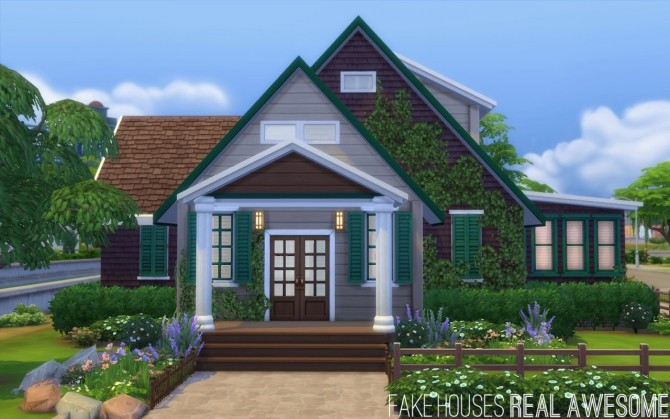 Felicity S House At Fake Houses Real Awesome Sims 4 Updates