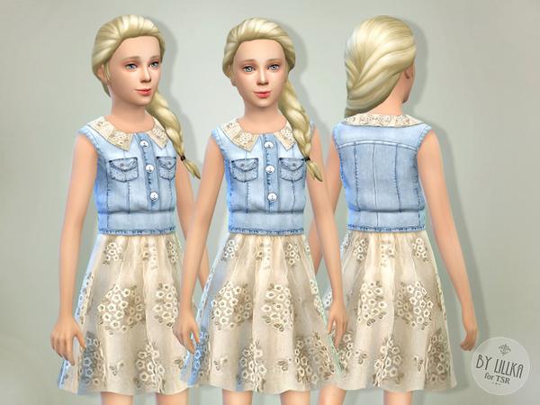 Sims 4 Sea Breeze by lillka at TSR