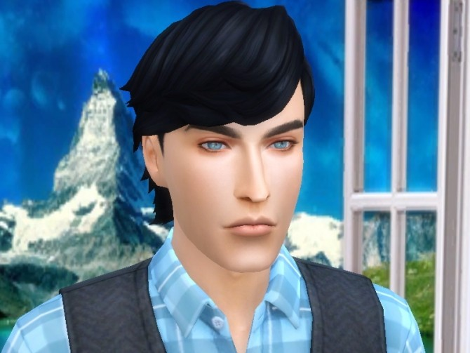 Ben King at Tatyana Name image 12120 670x503 Sims 4 Updates