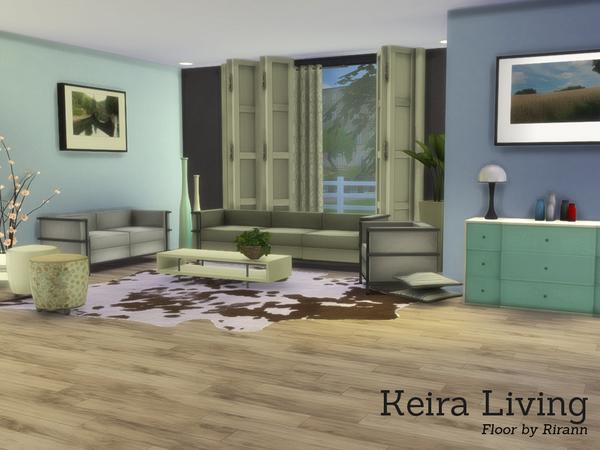 Sims 4 Keira Living by Angela at TSR