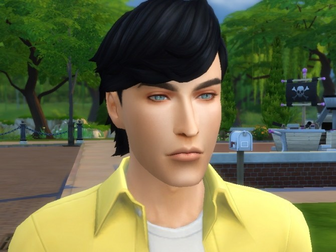 Ben King at Tatyana Name image 12318 670x503 Sims 4 Updates