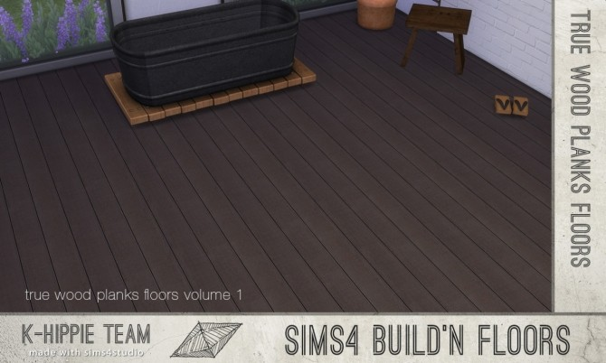 7 Authentic Wood Floors vol. 1 at K hippie image 12321 670x402 Sims 4 Updates