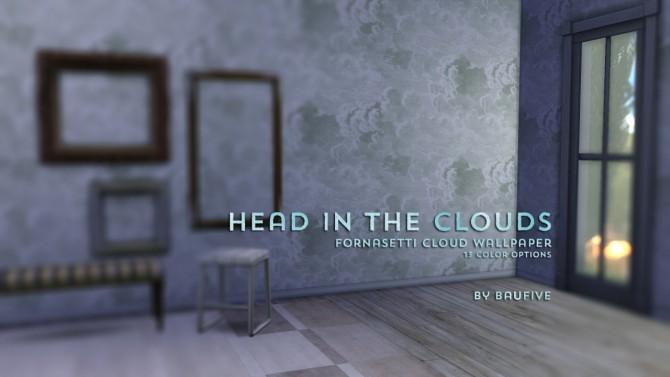 Sims 4 Head in the clouds wallpaper at Baufive – b5Studio