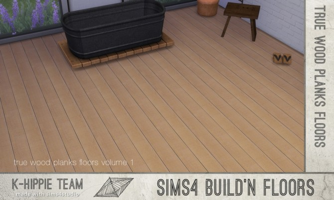 7 Authentic Wood Floors vol. 1 at K hippie image 12618 670x402 Sims 4 Updates