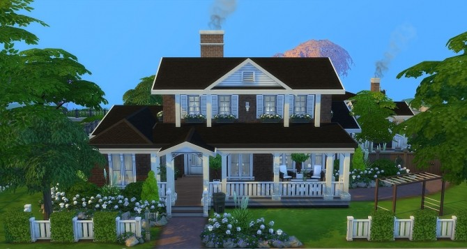 Simplicity sims 4 updates best ts4 cc downloads for Classic house sims 3