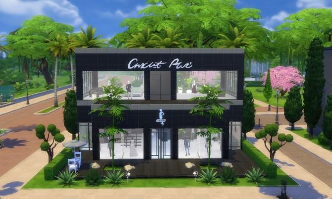 Sims 4 Altara Store at Tatyana Name
