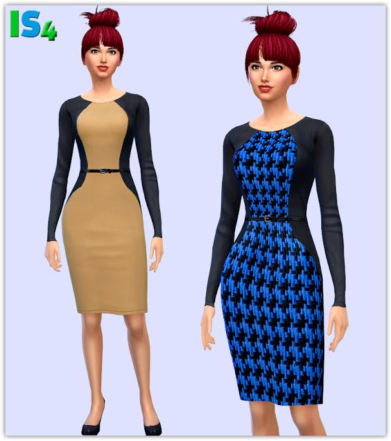 Sims 4 Dress 41 IS4 at Irida Sims4