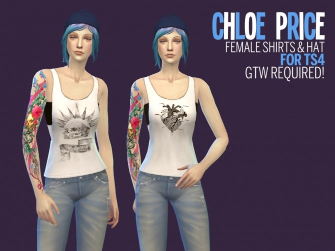 Conversions From Life Is Strange For Ts4 At The Path Of