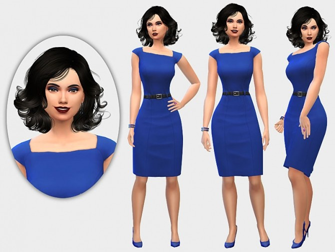 Sims by Pilar at SimControl image 14713 670x503 Sims 4 Updates