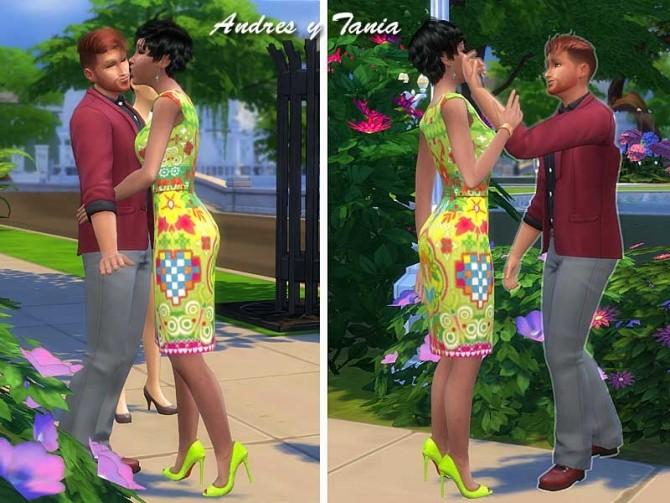 Sims 4 Sims by Pilar at SimControl