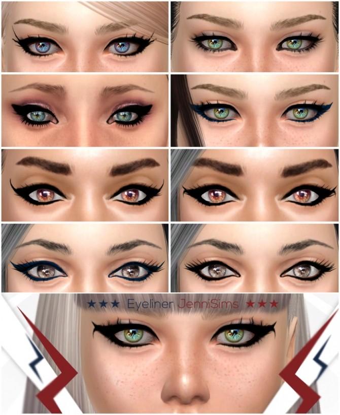 Eyeliner So Cool Vol3 at Jenni Sims image 15113 670x817 Sims 4 Updates