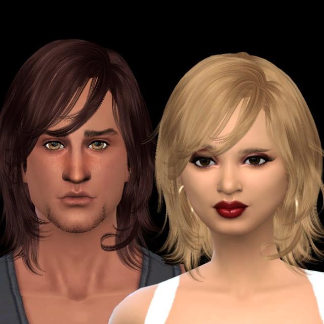 Hair Dump 6 at Dachs Sims image 15117 Sims 4 Updates