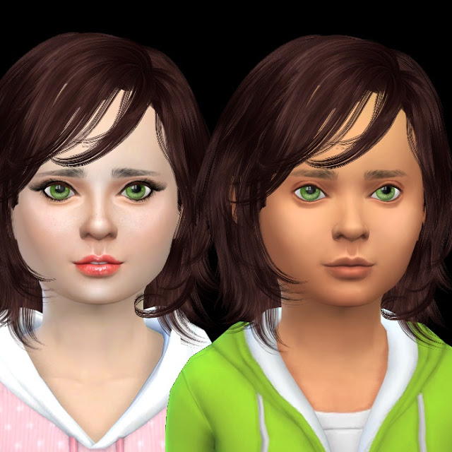 Hair Dump 6 at Dachs Sims image 15216 Sims 4 Updates