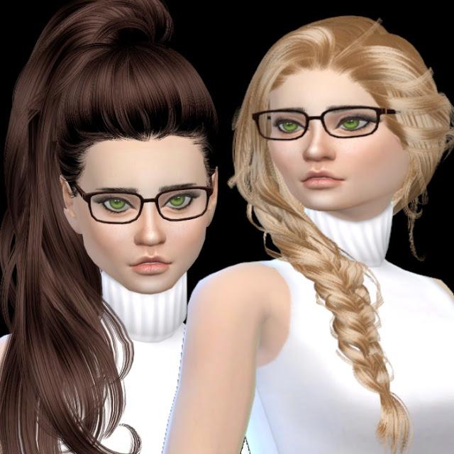 Sims 4 Hair Dump 6 at Dachs Sims