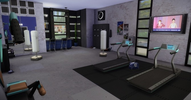 Sims 4 Le Lagon Azur by Rope at Simsontherope