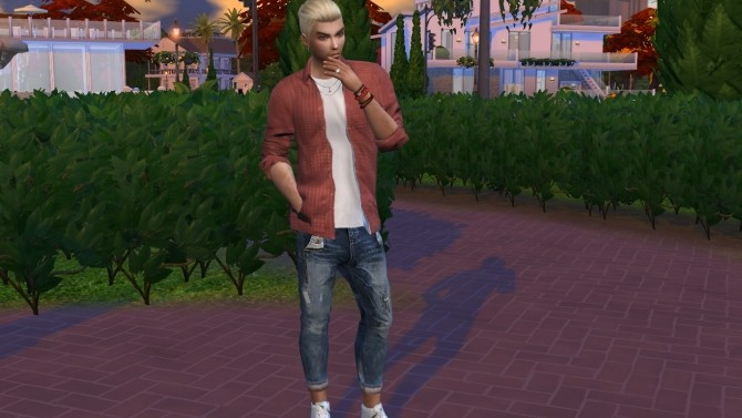 christophe by at sims world by denver 187 sims 4 updates