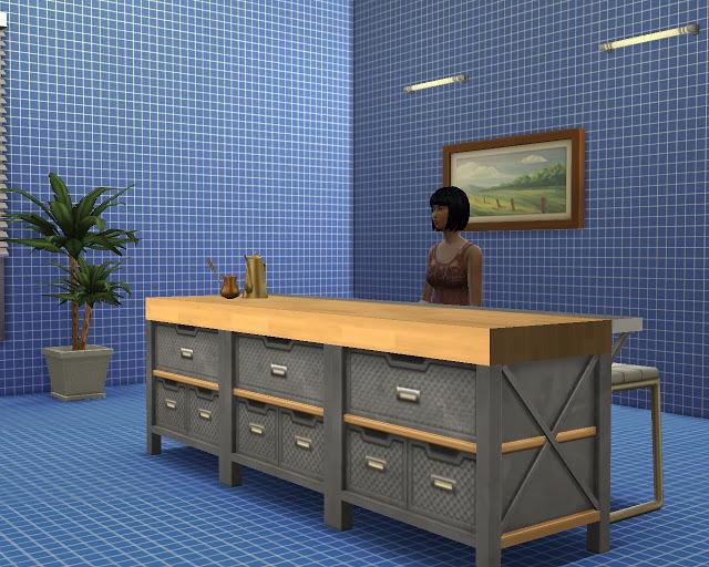Sims 4 Tiles Palette at Mara45123