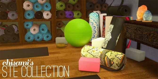 Ste collection 14 new meshes at Chisami image 1881 670x333 Sims 4 Updates