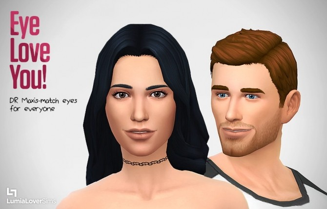 Eye love you at LumiaLover Sims image 1911 670x429 Sims 4 Updates