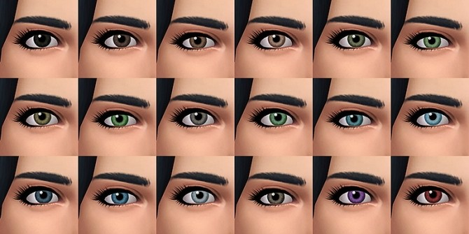 Eye love you at LumiaLover Sims image 1921 670x335 Sims 4 Updates