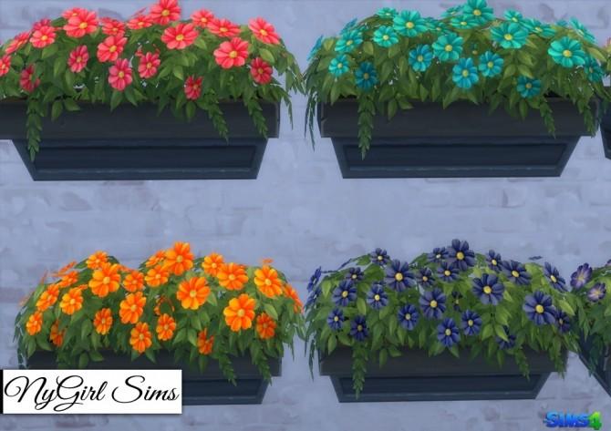 Neighborly Windowbox Recolors at NyGirl Sims image 1943 670x473 Sims 4 Updates