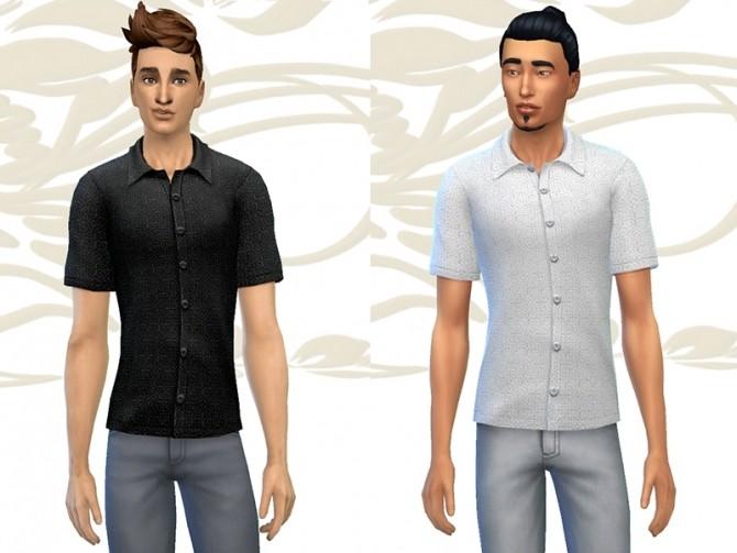 GRAPHIK shirt by Fuyaya at Sims Artists image 1956 670x503 Sims 4 Updates