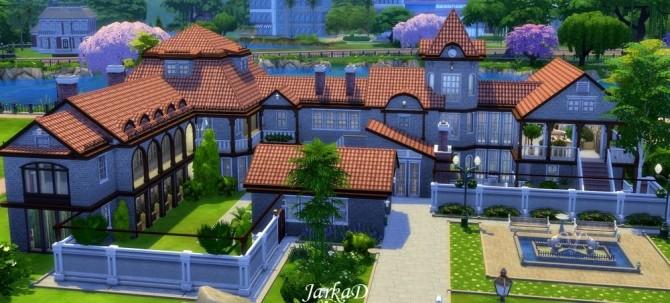 Casa Mariette at JarkaD Sims 4 Blog image 1990 670x303 Sims 4 Updates