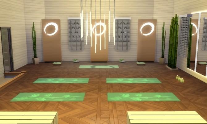 Sims 4 Feng Shui spa at Tatyana Name