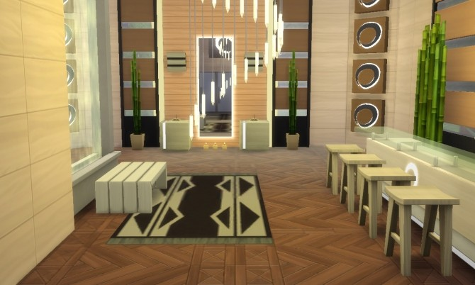 feng shui spa at tatyana name sims 4 updates. Black Bedroom Furniture Sets. Home Design Ideas