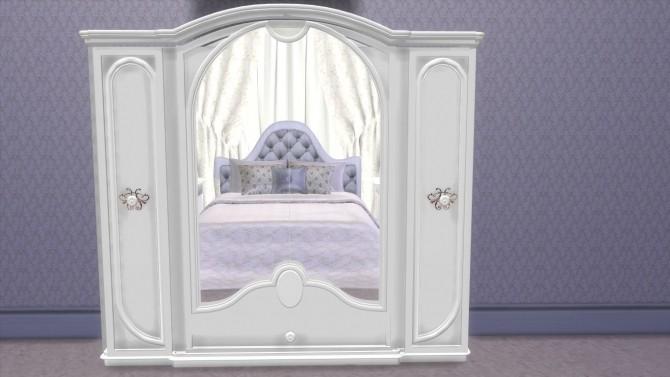 Sims 4 Modern Luxury Bedroom Set at Sanjana sims