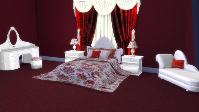 Modern Luxury Bedroom Set at Sanjana sims image 21311 670x377 Sims 4  Updates  Modern Luxury. Harley Quinn Bedroom Set