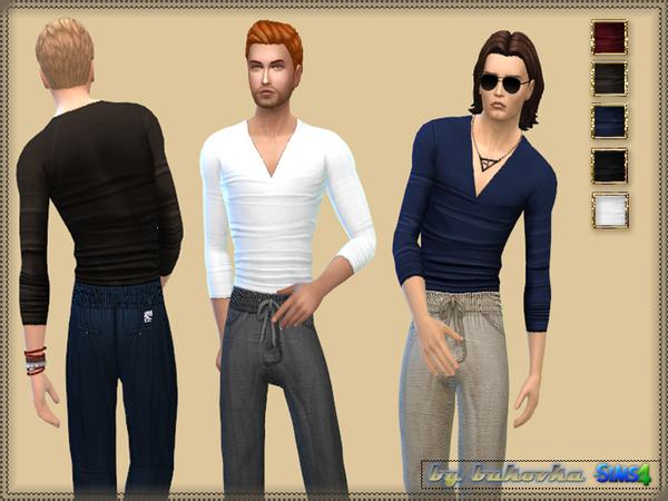 Sims 4 Casual Set 1 male by bukovka at TSR