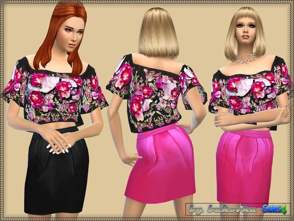 Sims 4 Set Marchesa by bukovka at TSR