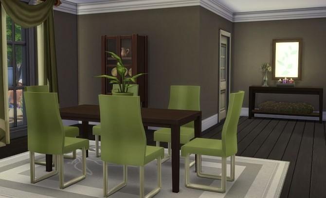 Sims 4 Gemelli Duplex by Kementari at SIMplicity