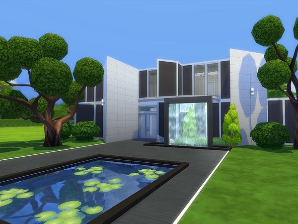 Sims 4 Coda Loft by Ineliz at TSR