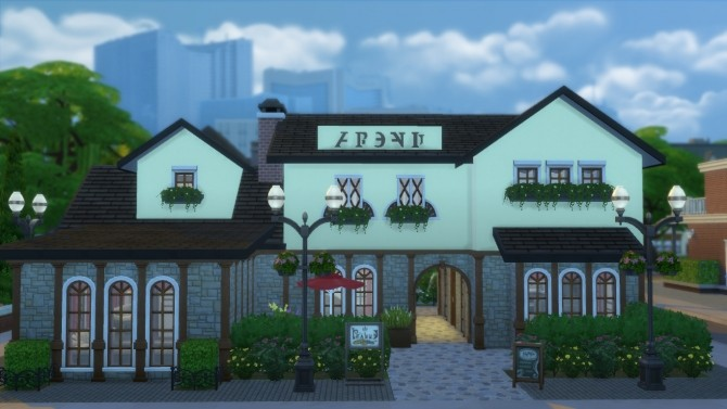 European Taste Bakery by RayanStar at Mod The Sims image 354 670x377 Sims 4 Updates