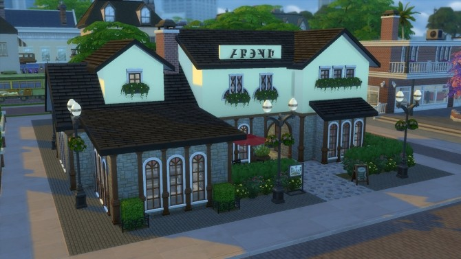 European Taste Bakery by RayanStar at Mod The Sims image 365 670x377 Sims 4 Updates