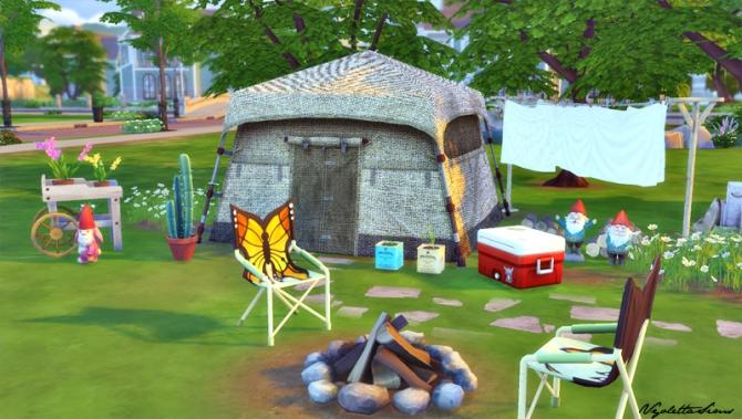 tent » Sims 4 Updates » best TS4 CC downloads