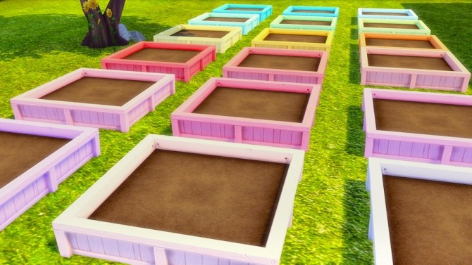 Windows + Doors + Planter Box Recolors at Pixelsimdreams image 3821 670x377 Sims 4 Updates
