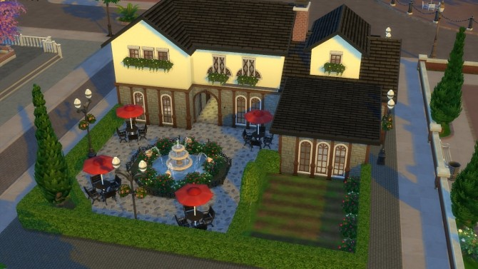 European Taste Bakery by RayanStar at Mod The Sims image 385 670x377 Sims 4 Updates