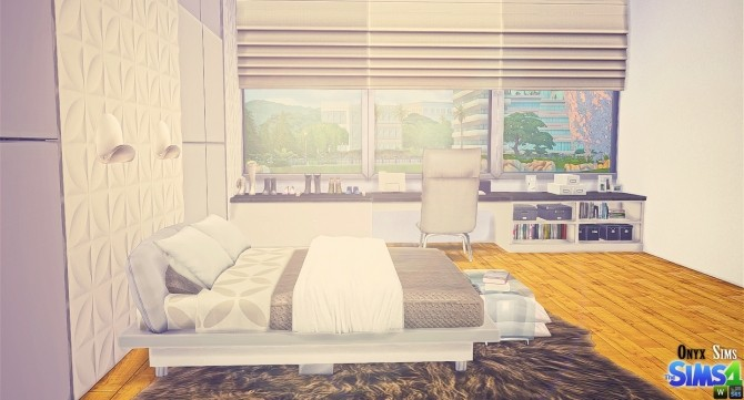 san diego bedroom at onyx sims 187 sims 4 updates 14418 | 4229 670x361
