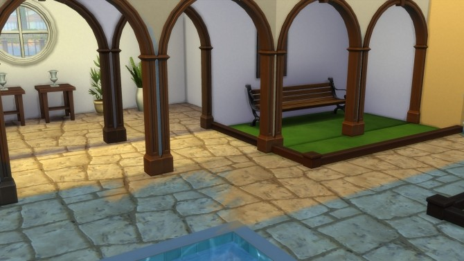Sims 4 Monty Ranch Converted from TS2 by je625 at Mod The Sims