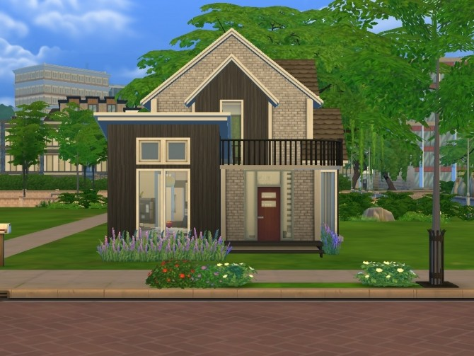 lovely cozy house by lalucci at mod the sims sims 4 updates