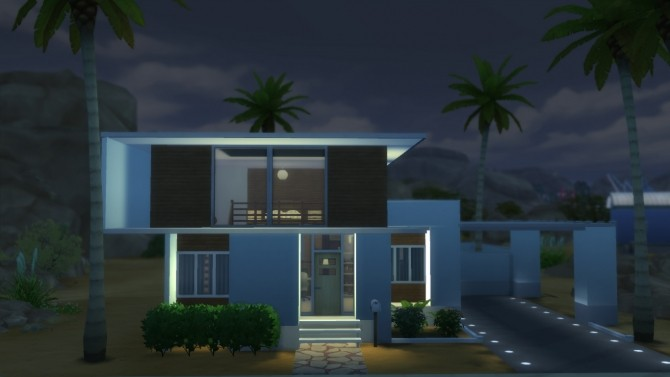 Sandtrap Bachelor Pad by RayanStar at Mod The Sims image 454 670x377 Sims 4 Updates