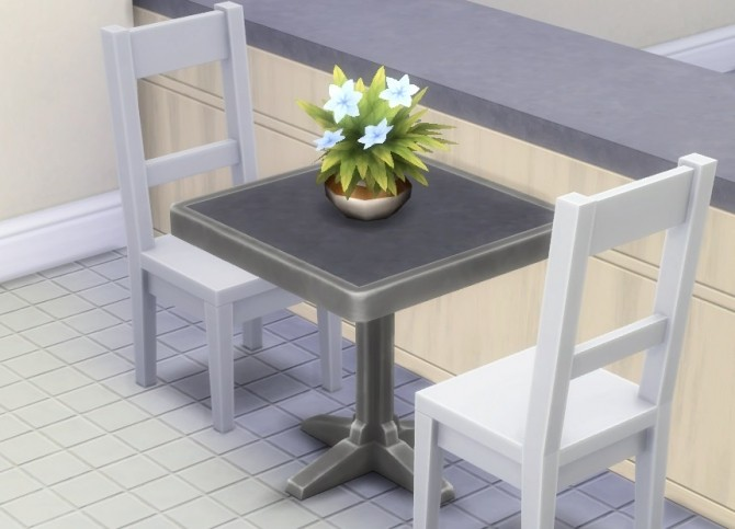 Metal Table with Lino Top by plasticbox at Mod The Sims image 4918 670x483 Sims 4 Updates