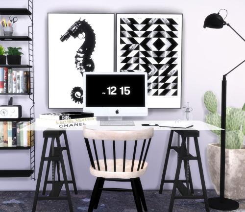 Sims 4 Designer posters 5 at Hvikis