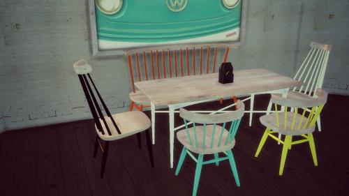 Sims 4 Riekus13′s Huis and MayDeco Conversions at LindseyxSims