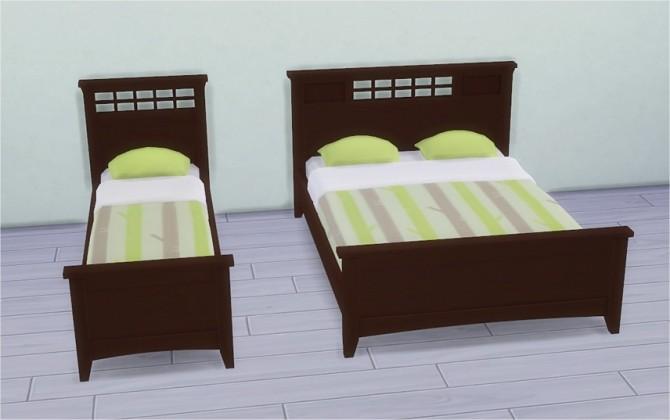 Benjamin Bedroom pt1 at Veranka image 5225 670x420 Sims 4 Updates